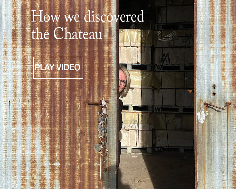 how we discovered the chateau