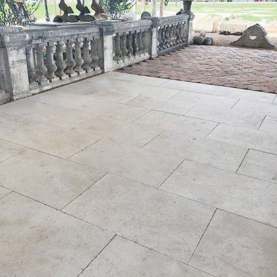 French Cream Limestone