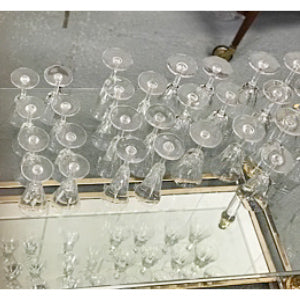 Cristalleries de St Louis Crystal Beverage Glasses