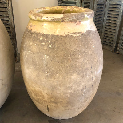 "Antique Biot Jar - 18th century - 34"" A"