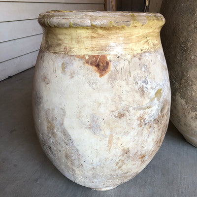 "Antique Biot Jar - 18th century - 23"" B"