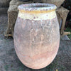 "Antique Biot Jar - 17th century - 35"" 8 Stamps - F"