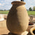 "Antique Biot Jar - 19th century - 40"" - L"