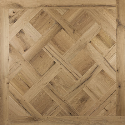 Parquet de Versailles Pattern - 18th century Reclaimed French Oak