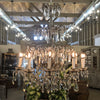 Italian Beaded Chandelier - 12 Lights
