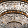 Crystal and Gilt Bronze Chandelier circa 1910