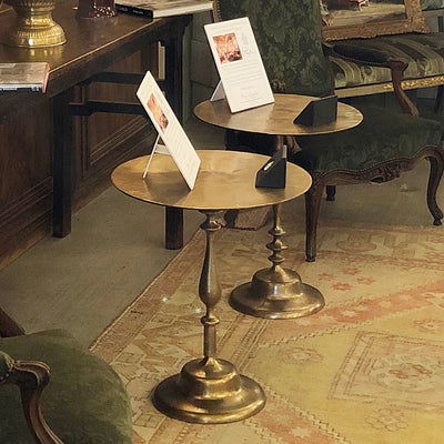 Bistro Tables from The Ritz Paris - Pair