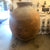 Antique Monumental Wine Jar from Spain - A
