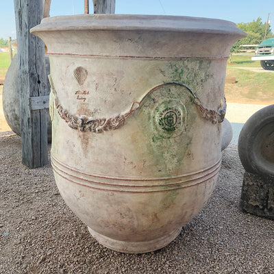 Anduze Bugadier Terracotta Pots - Monumental - 3 availalbe