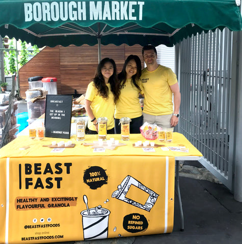 BEASTFAST at Food Futures at Borough Market