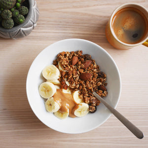 Superpower Granola - Toasted Cinnamon, Almonds & Sea Salt (50 / 240g)