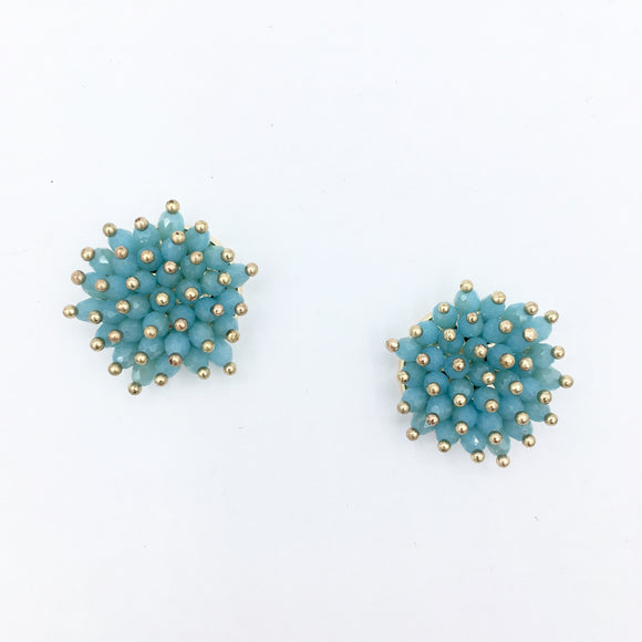 The Tropics - OceanBlue Studs