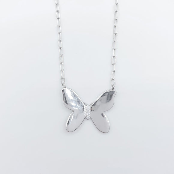 Glam Butterfly Necklace 2.0