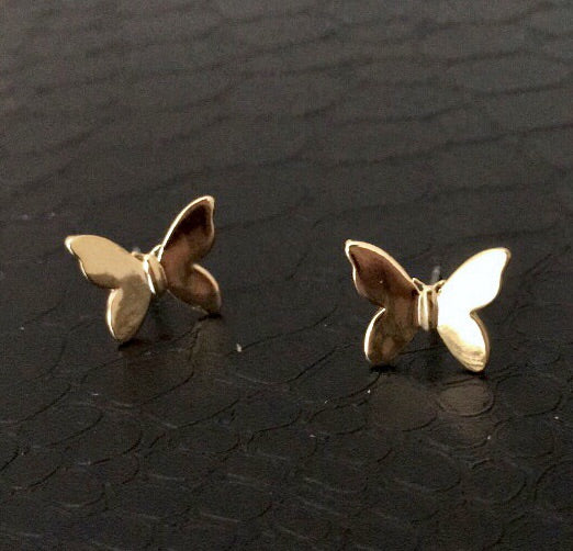 Glam Butterfly Studs 2.0