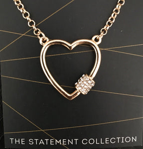 Gala Heart Necklace