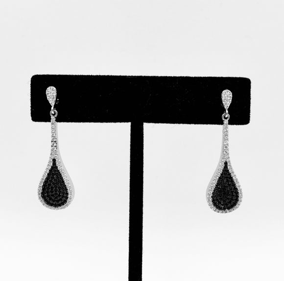 Venice Night Earrings