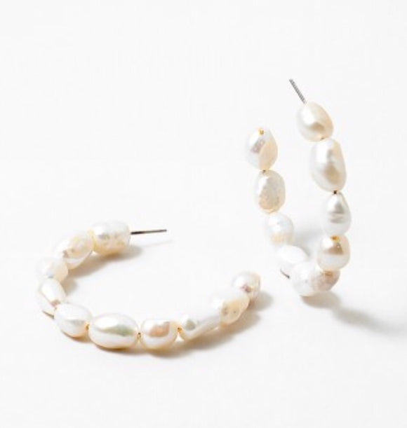 Pearl Statement Hoops 5.0