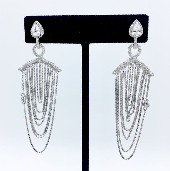 Gala Chain Earrings
