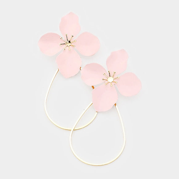 Flower Chic Drop - Pink