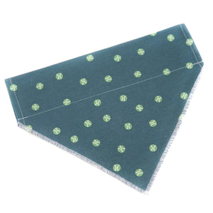 Pup and People Tennis Ball Dog Bandana