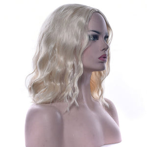 Cosplay Short Curly Synthetic Hair Wigs