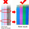 Latest Individual Lash Removing Tools With Durable Micro Disposable Micro Brush 100Pcs/Pack