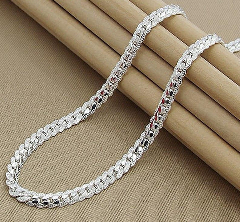 New Arrivals For Men And Women With 925 Sterling Silver Chain Fashion Jewelry