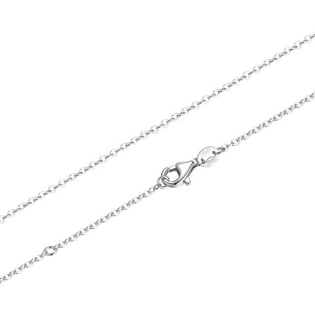 Classic Chain Adjustable With 100% 925 Sterling Silver Chain For Women