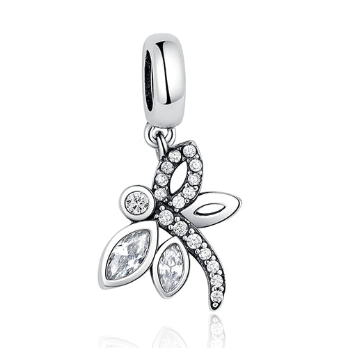 Original Pandora Charms Pendant With 925 Sterling Silver Jewelary For Women