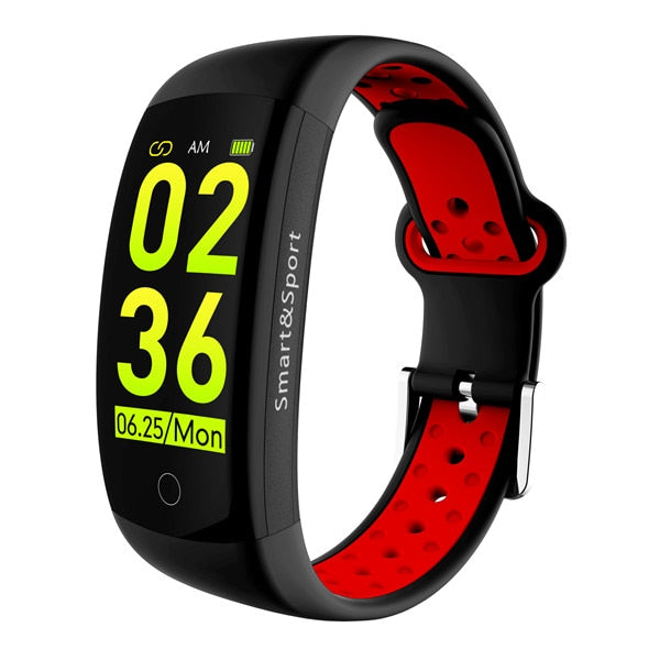 Smart Watch Fitness Sports Wristband Support GPS Camera IOS Android