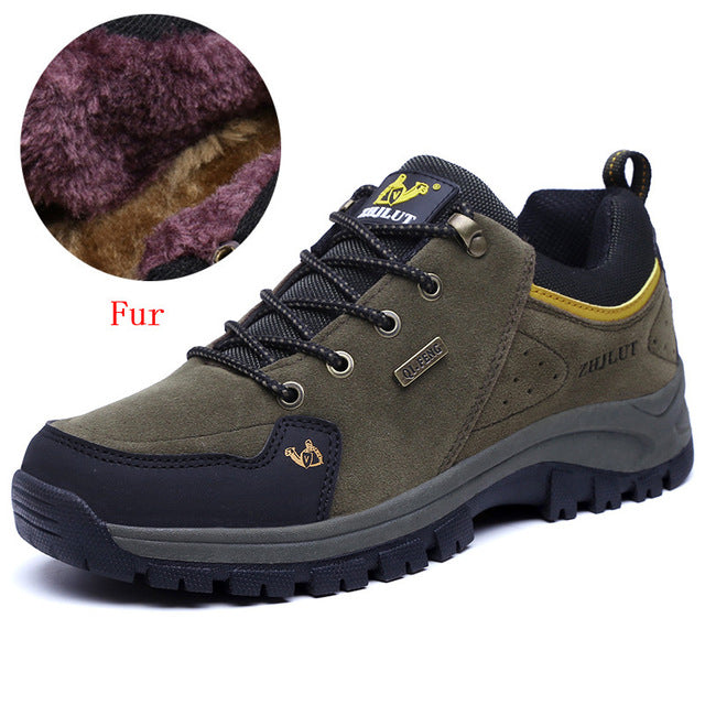 Men Comfortable Fashion Breathable Flats Shoes