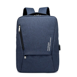 Men School Bags for Teenagers Boys Large Capacity  Laptop Backpacks