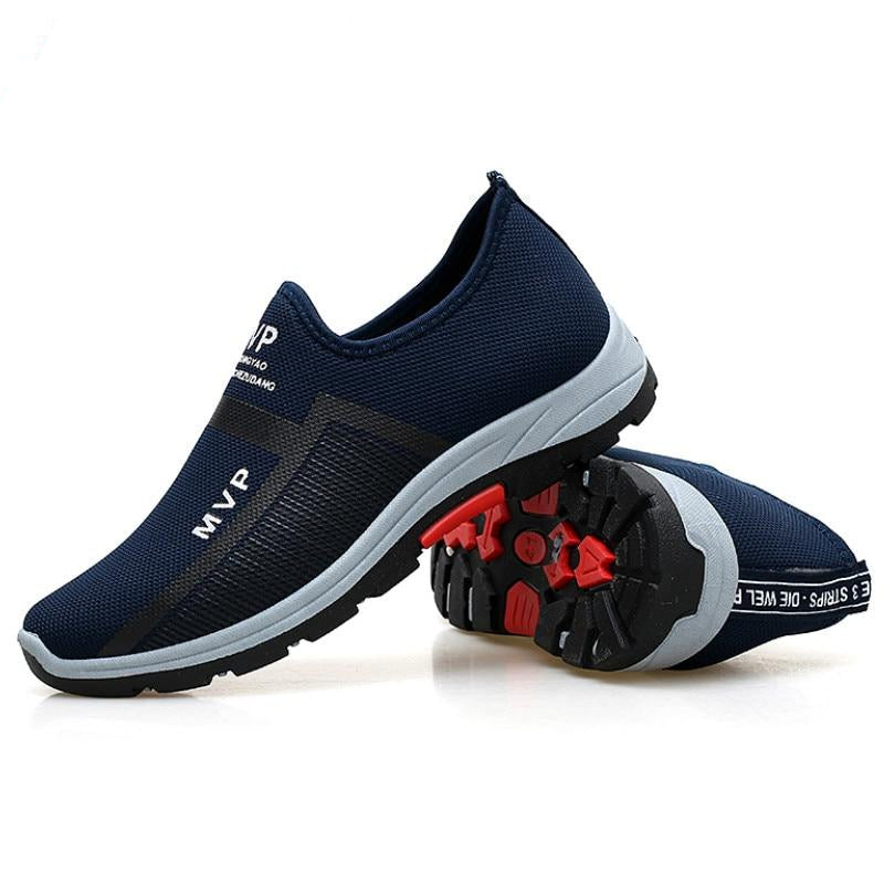 Men's Casual  Fashion Slip on Sneakers