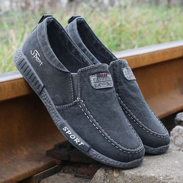 Men Casual  Winter Warm Breathable Shoes