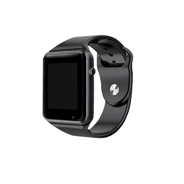 Unisex Smart Watch with SIM & TF Card Support