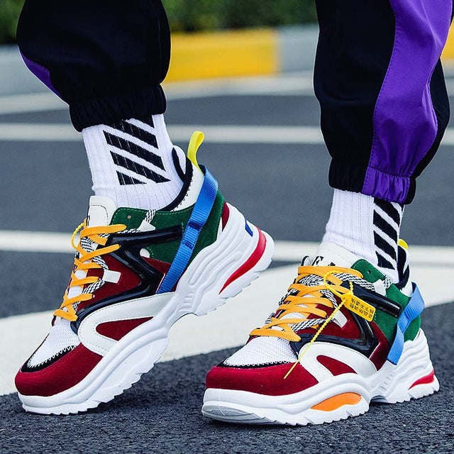 Mens Casual Sport Fashion Sneaker