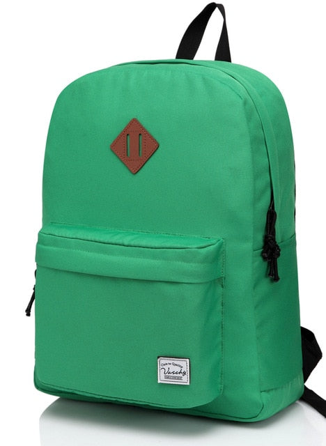 Teenagers Fashion Classic Student Backpacks For Collage Or Travel.