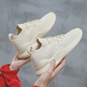 Women Casual New Summer Spring Mesh Breathable Light Shoes