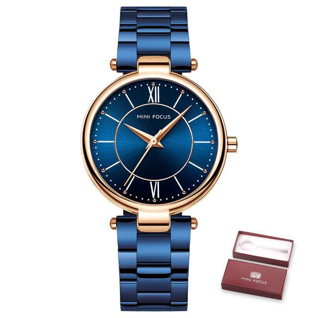 New Luxury Women Watches With Waterproof Fashion For Woman