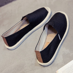 Men's Casual Leisure Flat Old Beijing Cloth Shoes