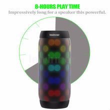 Load image into Gallery viewer, Bluetooth Led Colors Waterproof Speaker Super Bass