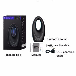 Outdoor Portable Wireless Bluetooth Speaker