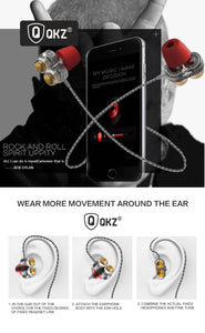 Dual Driver Sport Earphones with Mic