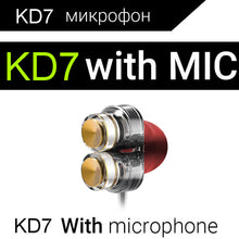 Load image into Gallery viewer, Dual Driver Sport Earphones with Mic