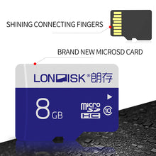 Load image into Gallery viewer, Londisk Micro SD 8GB/16GB/32GB/64GB/128GB/256GB Flash Memory For Smartphones - ElectroCat