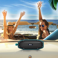 Load image into Gallery viewer, Outdoors Bluetooth Waterproof Speaker Subwoofer Bass