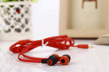 Load image into Gallery viewer, NIKE NK-18 In-Ear Earphones 3.5mm (Different Colors) - ElectroCat