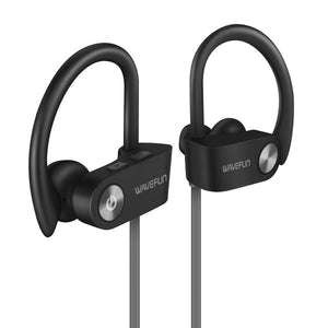 WAVEFUN IPX7 Waterproof Wireless Bluetooth Earphones - ElectroCat