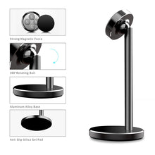 Load image into Gallery viewer, Holder Magnetic Desk Stand for Smartphone/iPhone/Tablet