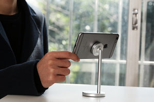 Holder Magnetic Desk Stand for Smartphone/iPhone/Tablet